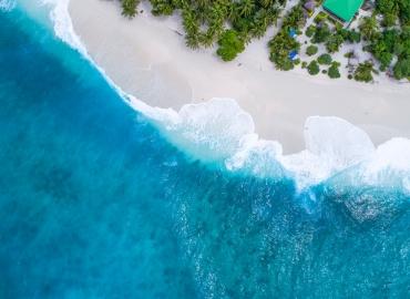 skyhead films contact banner aerial beach